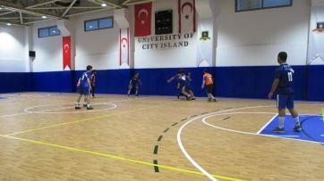 Ada Kent Üniversitesi ile Futsal Dostluk Maçı