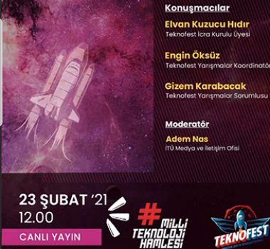 Teknofest 2021 Bilgilendirme Semineri