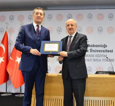 """TC Milli Eğitim Bakanlığı ve İTÜ'den Bir İlk: """"İTÜ Mesleki ve Teknik Anadolu Lisesi"""""""