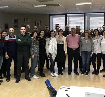 Türk Bankası Personeline Etkin Liderlik Eğitimi