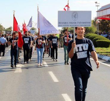 KKTC'nin Kuruluş Yıldönümü Kutlandı