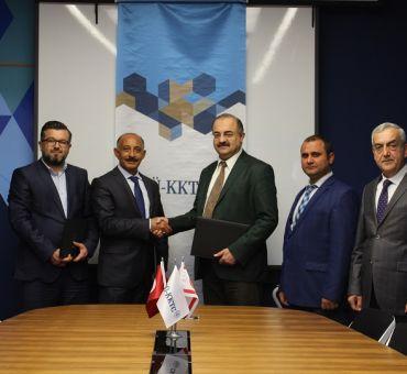 İTÜ-KKTC ile Esnaf ve Sanaatkârlar Merkez Birliği arasında protokol imzalandı