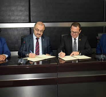 Agreement Protocol Signed with Turkish Cypriot Chamber of Commerce