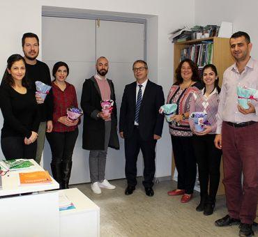 İTÜ Kuzey Kıbrıs'ta Öğretmenler Günü Kutlandı