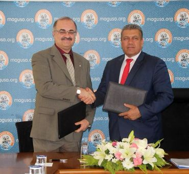 Agreement Protocol Signed with Famagusta Municipality