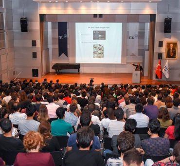 İTÜ'de 2018-2019 Akademik Yılı'nın İlk Dersi: Yapay Zeka