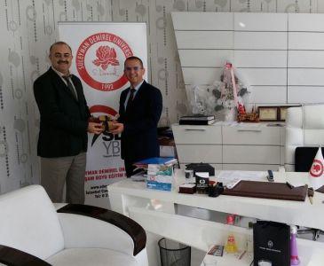 Süleyman Demirel Üniversitesi YBEM ile İşbirliği