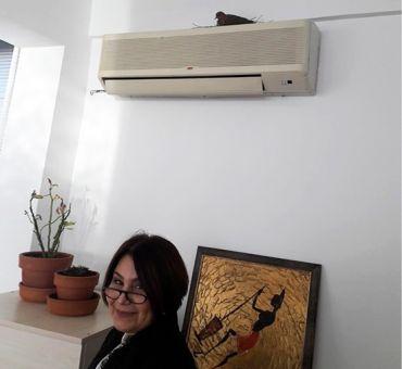 Konservatuvar Müdürü Prof. Dr. Serpil MÜRTEZAOĞLU'na Ziyaret