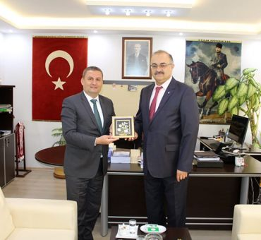Visit to State Hydraulics Works (DSİ) Muğla Branch Office