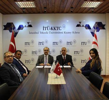 Kıbrıs Batı Üniversitesi İle Protokol İmzalandı