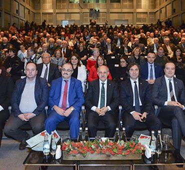 İTÜ'de 2018 Yıl Sonu Toplantısı