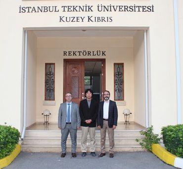 Ziyaretçi Öğretim Üyesi SETA, Üniversitemizde Görevlendirildi