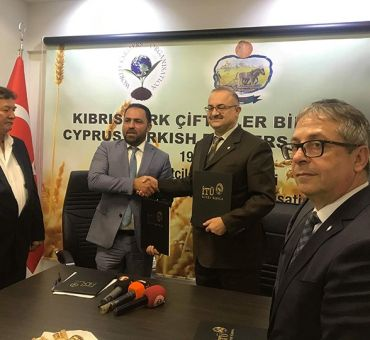 Cooperation Agreement Signed for Farming Technologies Center