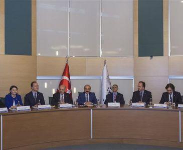 TC Kalkınma Bakanı Lütfi Elvan'dan İTÜ'ye Ziyaret