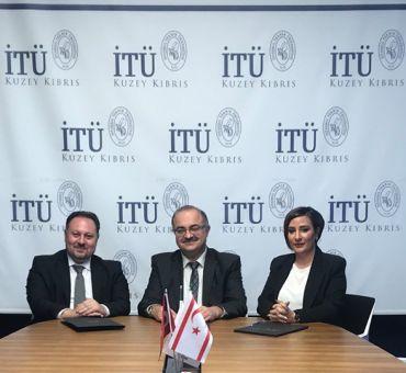 Girişimcilik ve İnovasyon Derneği ile Protokol İmzalandı