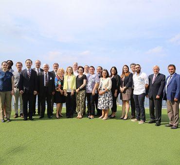 Kuzey Kıbrıs ve Akdeniz Bölgesi İçin Gelecek Senaryolar Konferansı Gerçekleşti