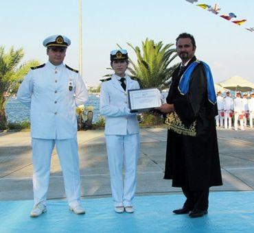 İTÜ Kuzey Kıbrıs'ta Mezuniyet Coşkusu