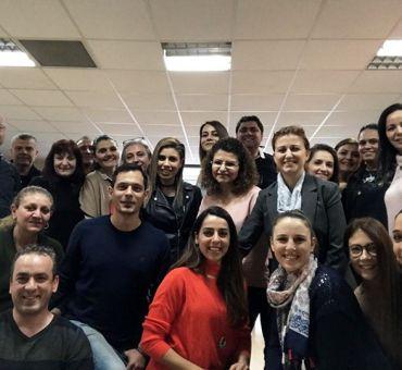 Türk Bankası Personeli Etkin Liderlik Eğitimleri Devam Ediyor