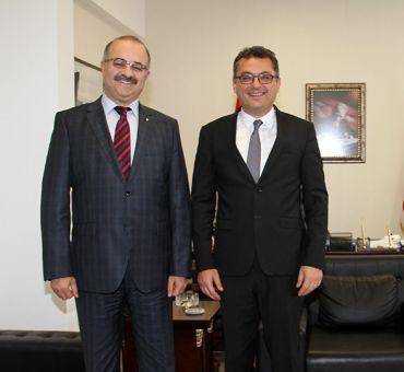 Visit to the Prime Minister ERHÜRMAN